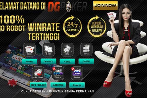 Situs Poker Online Terbaik Dengan Pelayanan Berkualitas